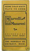 Marvelli Macaroni